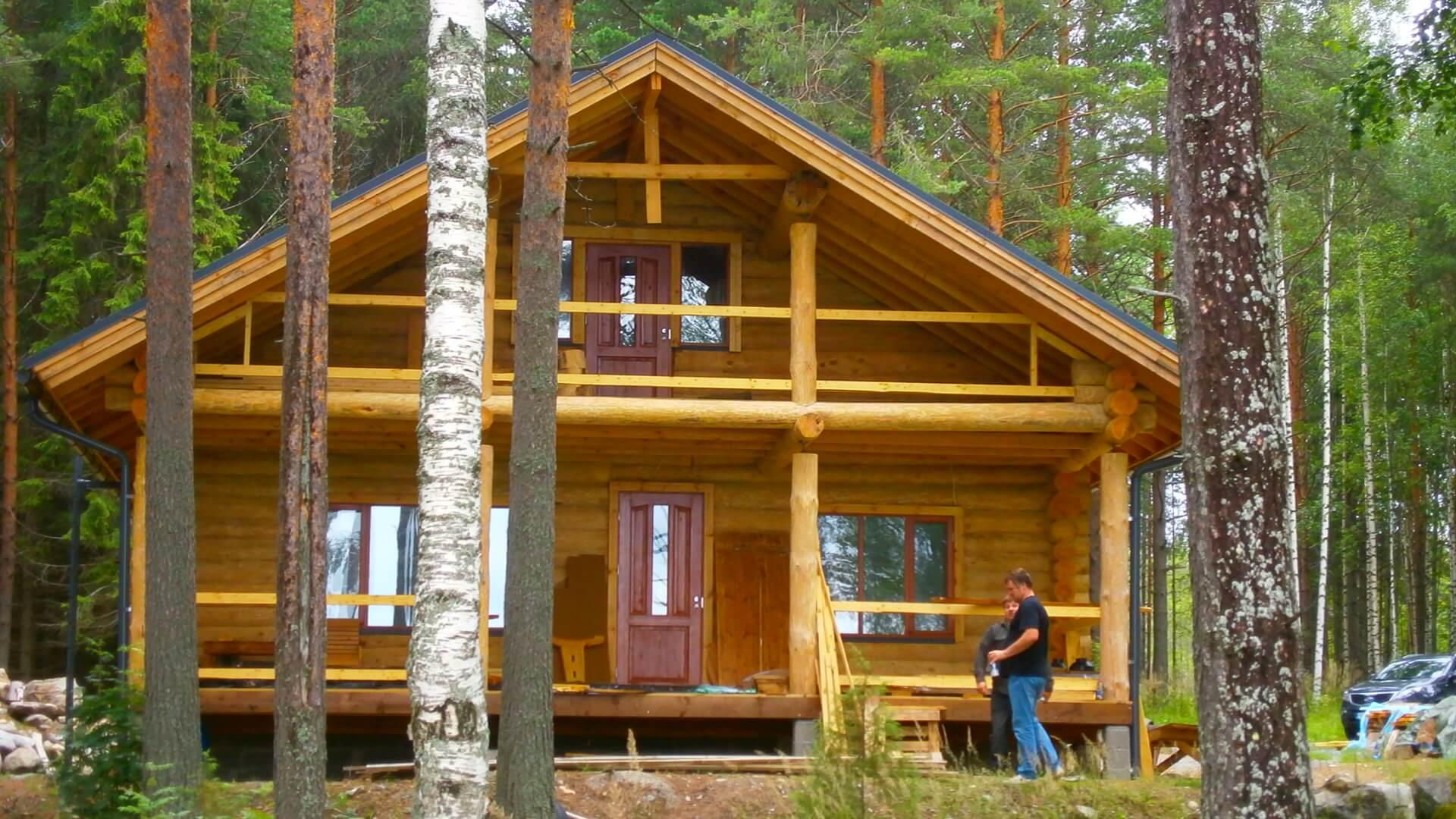 Soome elumaja
