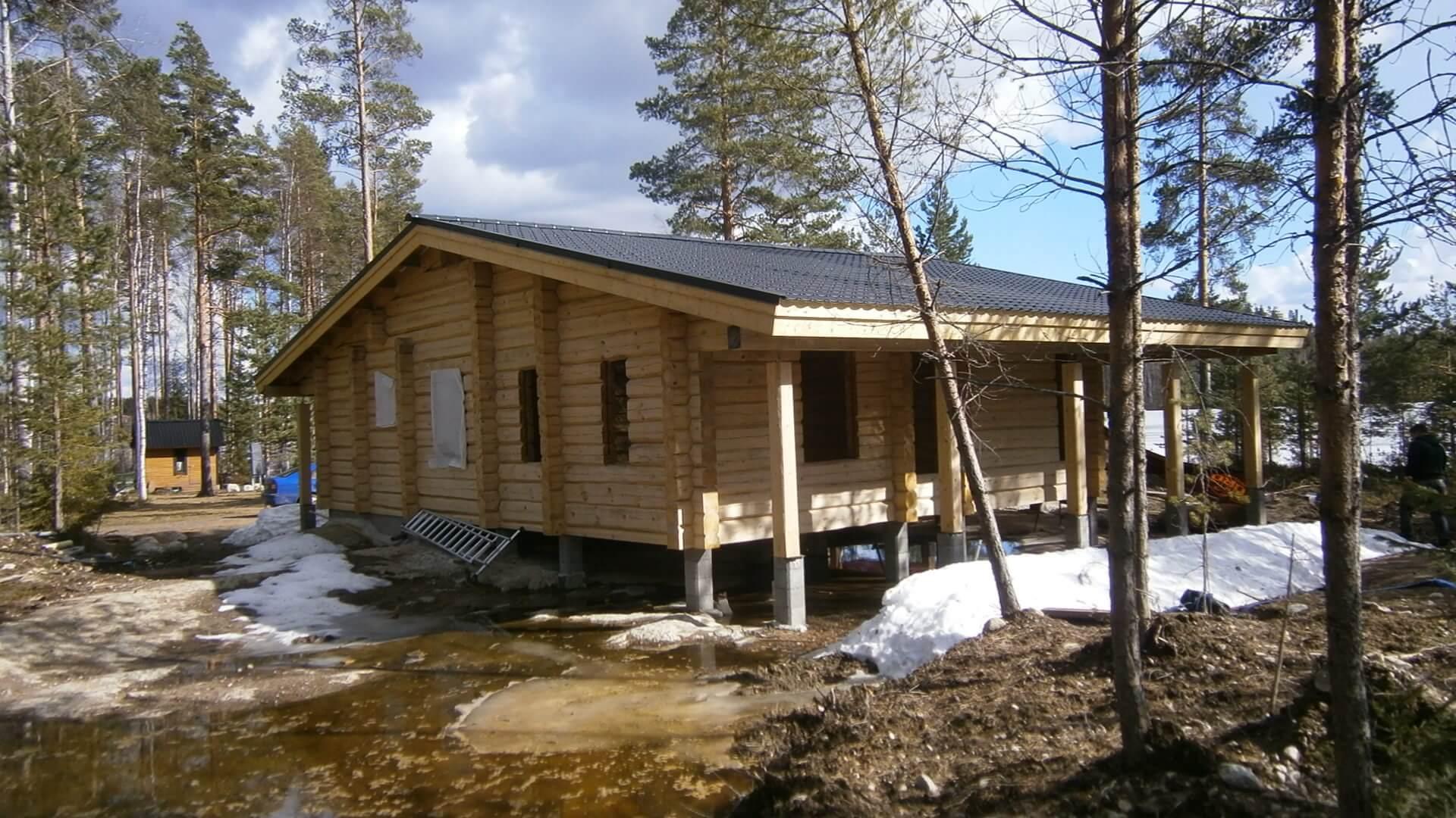 Elumaja Soomes